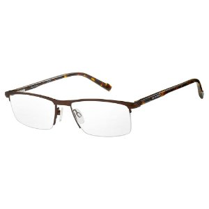 Armação para Óculos Pierre Cardin P.C 6853 09Q / 55 - Marrom
