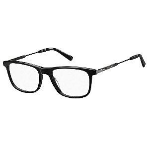 Armação para Óculos Pierre Cardin P.C. 6228 807 / 55 - Preto