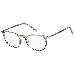 Armação para Óculos Pierre Cardin P.C. 6225 KB7 / 52 - Cinza