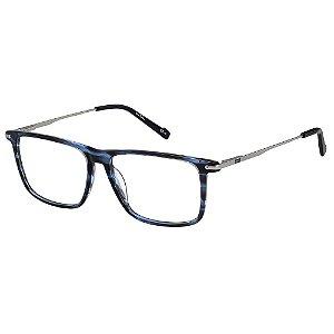 Armação para Óculos Pierre Cardin P.C. 6218 AVS / 56 - Azul