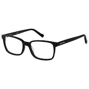 Armação para Óculos Pierre Cardin P.C. 6217 807 / 53 - Preto