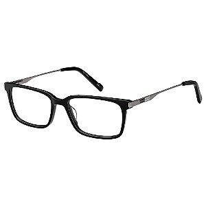 Armação para Óculos Pierre Cardin P.C. 6212 807 / 54 - Preto