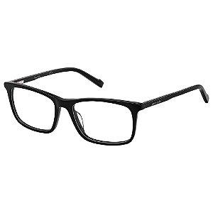 Armação para Óculos Pierre Cardin P.C. 6211 807 / 54 - Preto