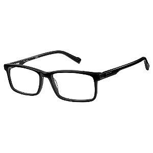 Armação para Óculos Pierre Cardin P.C. 6207 807 / 54 - Preto