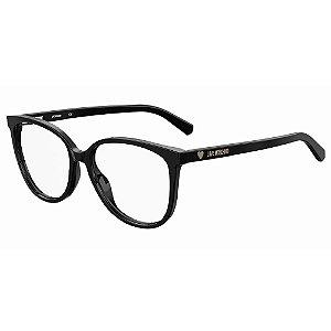 Armação para Óculos Moschino Love MOL558 807 / 54 - Preto