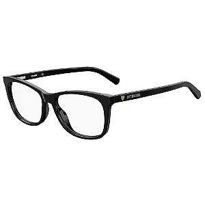 Armação para Óculos Moschino Love MOL557 807 / 54 - Preto