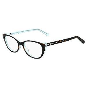 Armação para Óculos Moschino Love MOL548 086 / 51 - Marrom