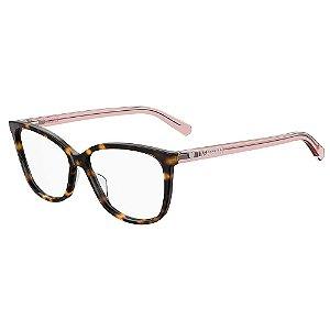 Armação para Óculos Moschino Love MOL546 086 / 55 - Marrom