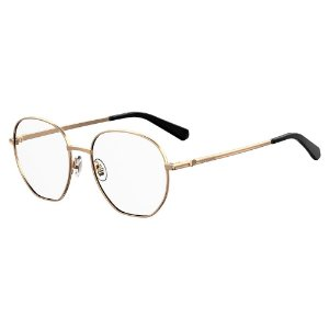 Armação para Óculos Moschino Love MOL532 807 / 52 - Preto