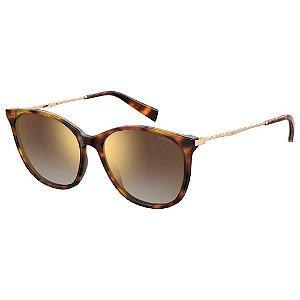 Óculos de Sol Levis LV 5006/S 05L 55JL / 55 - Marrom