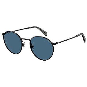 Óculos de Sol Levis LV 1005/S 08A 52KU / 52 - Preto