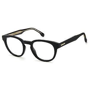 Armação para Óculos Carrera 250 807 4822 / 48 - Preto