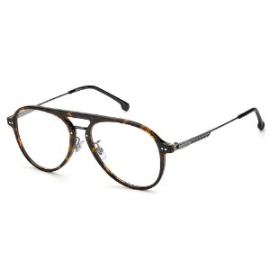 Armação para Óculos Carrera 1118/G 086 5517 / 55 - Marrom