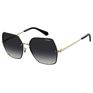 Óculos de Sol Polaroid Pld 4091/S 2F7 Polarizado - Dourado
