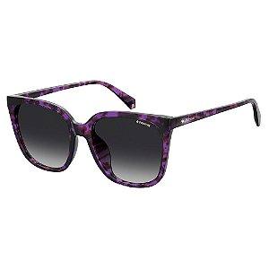 Óculos de Sol Polaroid Pld 4083/F/S HKZ Polarizado - Violeta