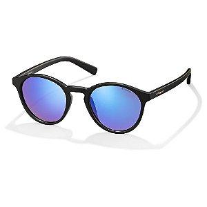 Óculos de Sol Polaroid Pld 6013/S DL5 Polarizado - 50 Preto