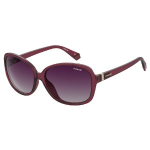 Óculos de Sol Polaroid Pld 4098/S B3V Polarizado - Violeta