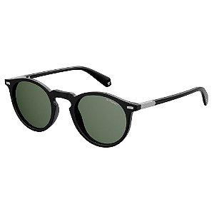 Óculos de Sol Polaroid Pld 2086/S 807 Polarizado - 47 Preto