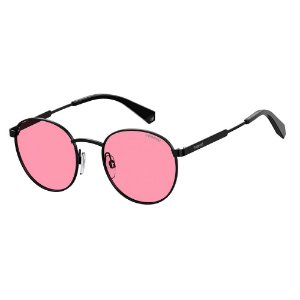 Óculos de Sol Polaroid Pld 2053/S 71C Polarizado - 51 Preto