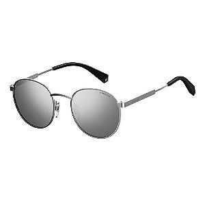 Óculos de Sol Polaroid Pld 2053/S 010 Polarizado - 51 Cinza