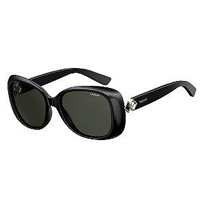 Óculos de Sol Polaroid Pld 4051/S 807 Polarizado  - Preto