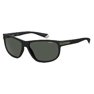 Óculos de Sol Polaroid Pld 2099/S 7ZJ Polarizado - 58 Preto