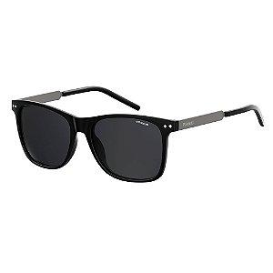 Óculos de Sol Polaroid Pld 1028/S 003 Polarizado - Preto