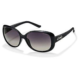 Óculos de Sol Polaroid P8430 KIH 58IX  Polarizado - 58 Preto