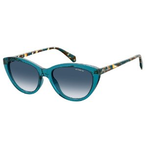 Óculos de Sol Polaroid Pld 4080/S RUQ Polarizado - Marrom