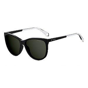 Óculos de Sol Polaroid Pld 4058/S 807 Polarizado - Preto