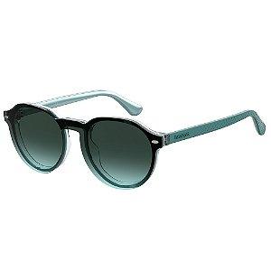Óculos de Sol Havaianas Arraial/Cs QRS - 49 Verde - Clip-On