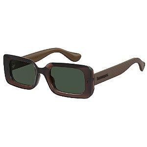 Óculos de Sol Havaianas Sampa 09Q 51QT - 51 Marrom