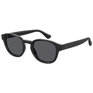 Óculos de Sol Havaianas Salvador 807 49IR - 49 Preto