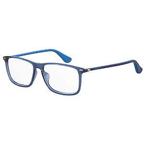 Armação para Óculos Havaianas Garopaba/V PJP 5415 - 54 Azul