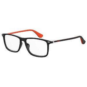 Armação para Óculos Havaianas Garopaba/V 8LZ 5415 - 54 Preto