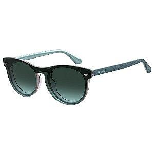Óculos de Sol Havaianas Eva/Cs QRS 50IB - 50 Verde - Clip-On