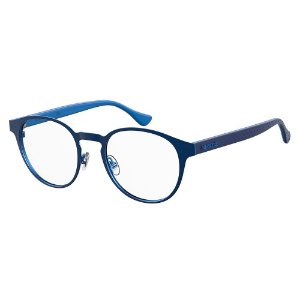 Armação para Óculos Havaianas Recife/V ZX9 4919 - 49 Azul