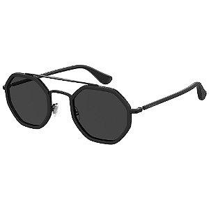 Óculos de Sol Havaianas Piaui 807 50IR - 50 Preto