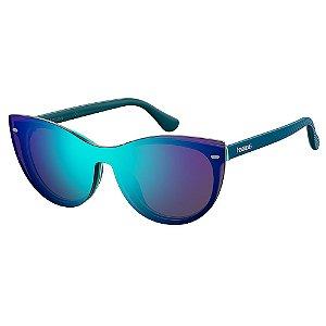Óculos de Sol Havaianas Noronha/Cs MR8 - 52 Verde - Clip-On