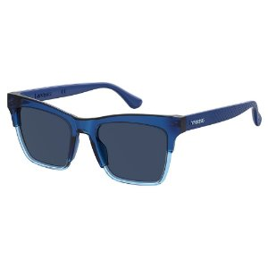 Óculos de Sol Havaianas Maragogi PJP 53KU - 53 Azul