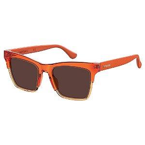 Óculos de Sol Havaianas Maragogi L7Q 5370 - 53 Laranja