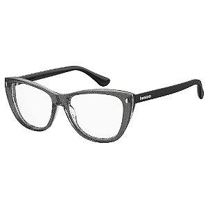 Armação para Óculos Havaianas Arpoador/V Y6U 5316 - 53 Cinza