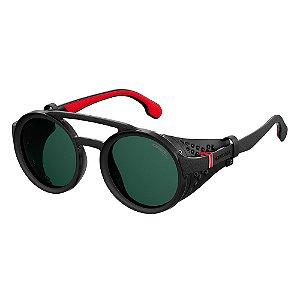 Óculos de Sol Carrera 5046/S 807 49QT - 49 Preto