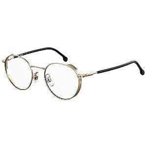 Armação para Óculos Carrera 220/G J5G 5020 - 50 Dourado