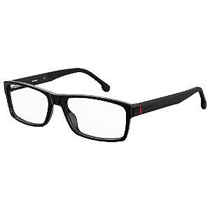 Armação para Óculos Carrera 8852 807 5717 - 57 Preto