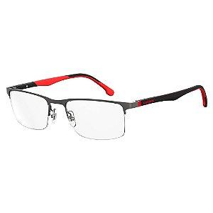 Armação para Óculos Carrera 8843 R80 5419 - 54 Cinza