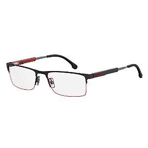 Armação para Óculos Carrera 8835 003 5519 - 55 Preto