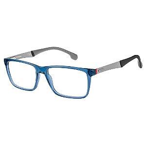 Armação para Óculos Carrera 8825/V PJP 5517 - 55 Azul
