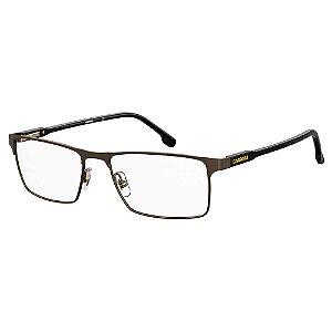 Armação para Óculos Carrera 226 VZH 5617 - 56 Marrom