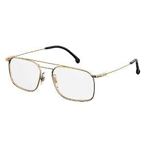 Armação para Óculos Carrera 189 J5G 5717 - 57 Dourado